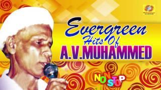 Evergreen Hits of AV Muhammed | Non Stop Malayalam Mappila Songs | Old Malayalam Mappilapattukal