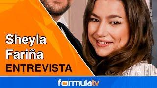 getlinkyoutube.com-Así reaccionó Sheyla Fariña al saber que Manuela moría en 'Acacias 38'