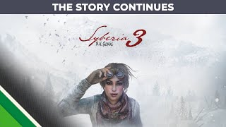 Syberia 3 - The Story Continues