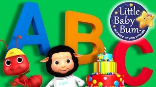 getlinkyoutube.com-ABC Phonics | Part 2 | LBB Alphabet! | Nursery Rhymes | By LittleBabyBum!
