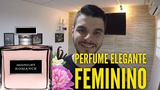 PERFUME ELEGANTE FEMININO -  RALPH LAUREN MIDNIGHT ROMANCE - Video 46 de 50