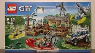 getlinkyoutube.com-LEGO City 60068 Kryjówka rabusiów