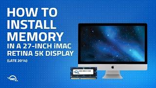 getlinkyoutube.com-27-inch iMac with Retina 5K display (Late 2014) Memory Installation Video