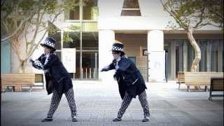 getlinkyoutube.com-【てぃ☆イン!】Happy Halloweenを踊ってみた【反転 MIRROR】