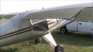 getlinkyoutube.com-1946 Luscombe Silvaire 8A walkaround