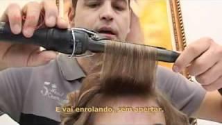 getlinkyoutube.com-Passo a Passo de Penteado com Sylvio Rezende e produtos Lacan: Prático e fácil para arrasar!