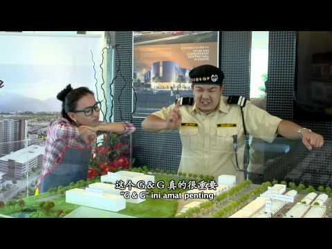 Ah Beng and Ah Lian visits Kampar Putra