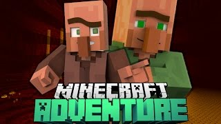 getlinkyoutube.com-GESCHICHTEN ausm NETHERGARTEN! - Minecraft Adventure Map [Deutsch/HD]