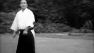 getlinkyoutube.com-Koichi Tohei - The Founder of Shin Shin Toitsu Aikido (1/5)