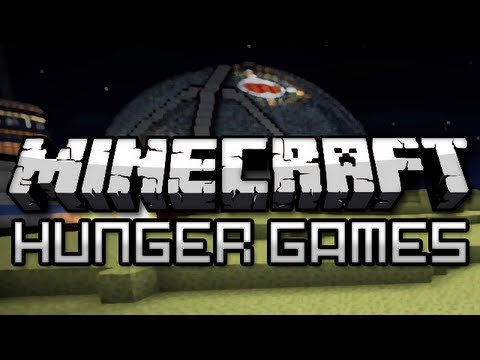 Minecraft: Hunger Games Survival w/ CaptainSparklez - Moon Base