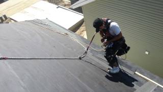 getlinkyoutube.com-Bucky 10/12 Roofing