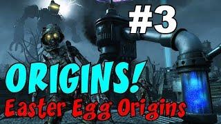 getlinkyoutube.com-CoD Zombies EASTER EGG Origins on ORIGINS! [3] ★ CoD Black Ops 2 Zombies