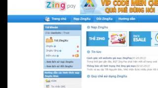 getlinkyoutube.com-Hack Zing Xu Bằng Phần Mềm Chuyển Đổi Xu :) 1/2/2014 1h20pm