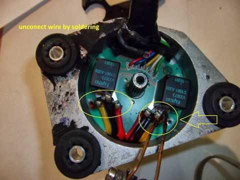 City servo Fiat easy repair manual/relay V23072 A308/relay 4117