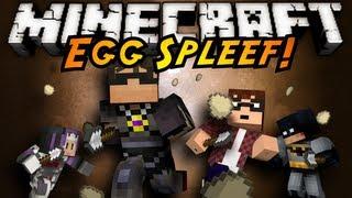 getlinkyoutube.com-Minecraft Mini-Game : SPLEGG!