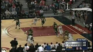 getlinkyoutube.com-Seth Curry Crossing Defenders +Other LU Highlights