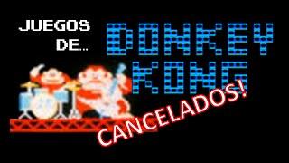 getlinkyoutube.com-JUEGOS CANCELADOS: Los Donkey Kong para NES cancelados - Loquendo