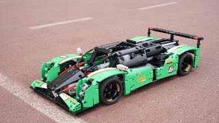 LEGO Technic 42039 RC Motorized (2 XL-motors) Race car by 뿡대디