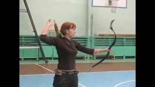getlinkyoutube.com-Archery - Fast Shooting (Murmansk)