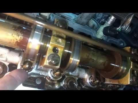 Ford Explorer 4.0 SOHC Заклинило гидро компенсатор.