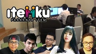 getlinkyoutube.com-VLOGGING DAY - MAIN ke kantor itemku BARENG KRU DOTA 2!