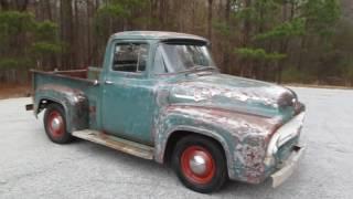 getlinkyoutube.com-1956 Ford F100