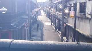 getlinkyoutube.com-阿倍野区から見る壁の向こうの飛田新地