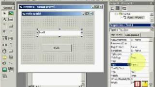 Learning Visual Basic 6 Programming: Lesson 1 width=