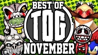 getlinkyoutube.com-Tear of Grace | BEST OF - NOVEMBER 2016 (The One With Isaac)