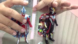 getlinkyoutube.com-Spark Dolls Ultra  Hero 500 : 28 Ultraman Victory