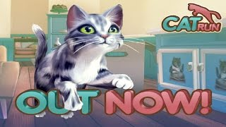 getlinkyoutube.com-Cat Run By Tivola - Android / iOS - Gameplay