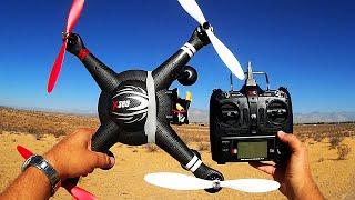 getlinkyoutube.com-XK Detect X380 Drone Review