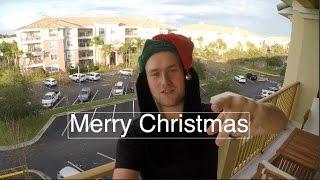 Davey Porsius Golfvlog 4 #Avontuur in Amerika. Merry Christmas!