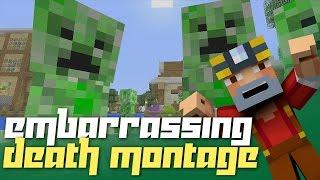 getlinkyoutube.com-Minecraft Xbox 360: A Montage of Embarrassing Deaths! (Survival Compilation)