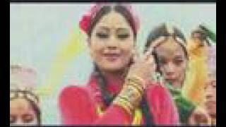 getlinkyoutube.com-Nepali Folk  song : Kafal gedi kutukai