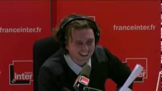 Edouard Baer réveille les politiques - Si tu écoutes le sketch
