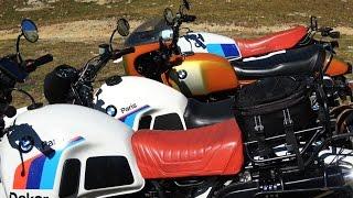 getlinkyoutube.com-BMW R80GS - R90S -  3 jours sous le Ciel des Alpes