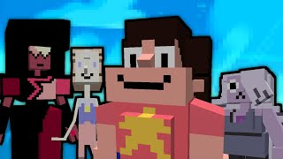 getlinkyoutube.com-WE ARE THE CRYSTAL GEMS! Steven Universe Mod in Minecraft!