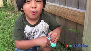 getlinkyoutube.com-DARTH VADER GOT BARBIE Spiderman Orbeez Luxury spa Egg Surprise toys Shopkins Ryan ToysReview