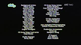 Ella the Elephant (2013) - RTE Two and RTEjr Ireland 2014 Credits