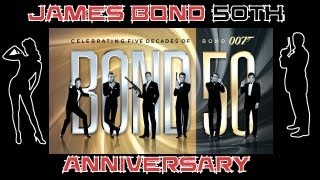 James Bond 007 - 50th Anniversary Tribute