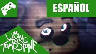 getlinkyoutube.com-Five Nights at Freddy's 3 Song - Die In A Fire - TLT - Canción En Español (Talín Aqua Cover)
