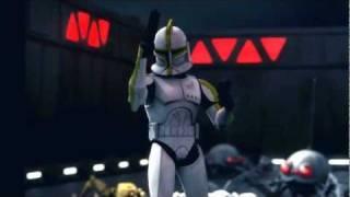 getlinkyoutube.com-The Clone Wars - Clone Sergeant Animation (Fan-Made)