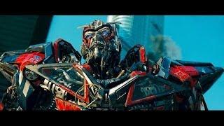 getlinkyoutube.com-Transformers Dark of the moon  Optimus prime vs Sentinel prime  (1080pHD VO)