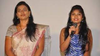 getlinkyoutube.com-Roja's Daughter Anshumalika  Makes her Onscreen Debut | New Movie | Hot Cinema News