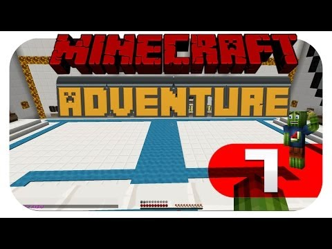 MINECRAFT ADVENTURE [HD+] #7 - Das Ende Naht ► Lets Play MCADV