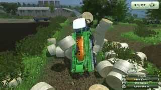 getlinkyoutube.com-Farm Sim Sat farming the upper fields
