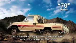 getlinkyoutube.com-Land Cruiser 70: Loved around the World