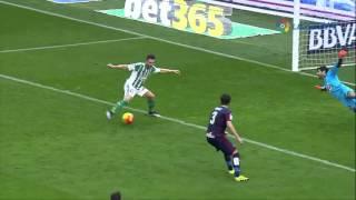 Real Betis 0-4 SD Eibar RESUMEN LaLiga J18