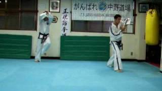 getlinkyoutube.com-黄道場練習会 チュチェトゥル